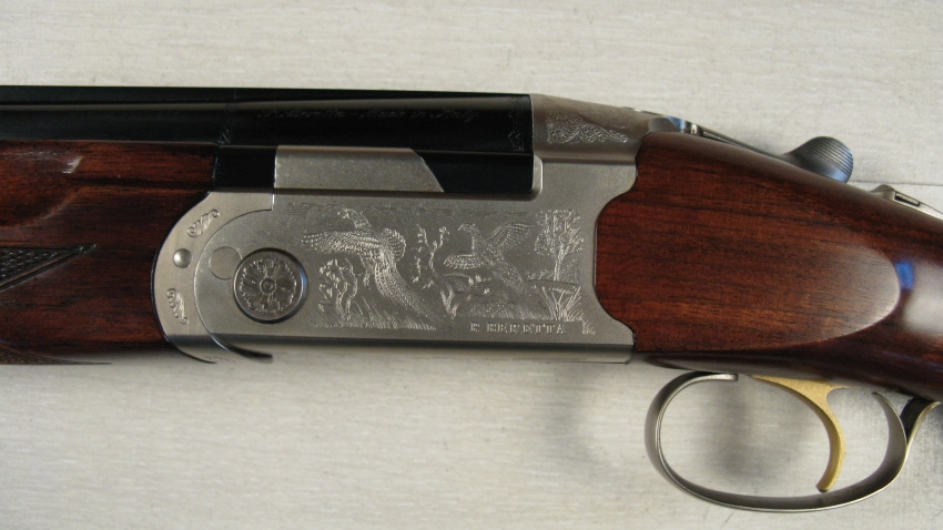 Sovrapposto Beretta mod. Ultralight cal. 12 - Cod. 490