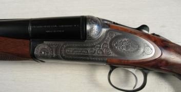 Doppietta Beretta mod. 427 E cal. 12 - Cod. 496
