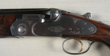 Sovrapposto Beretta mod. SO5 Trap cal. 12 - Cod. 476