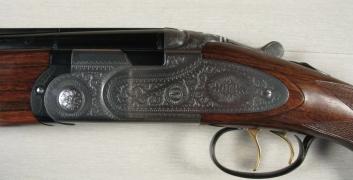 Sovrapposto Beretta mod. 687 EL cal. 12 - Cod. 408