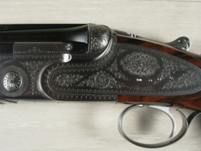 Sovrapposto Beretta mod. SO6 EL cal. 12 - Cod. 398