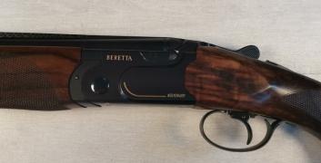 Sovrapposto Beretta mod. 692 Black cal.12 cod. 793