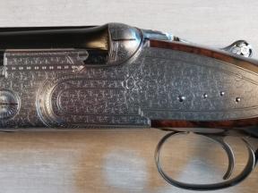 Sovrapposto Beretta mod. S3 EELL Gran Lusso cal.12 cod. 887 (n.2 di una coppia di fucili)