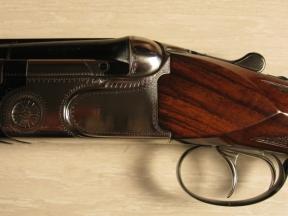 Sovrapposto Beretta mod. AS-E cal. 12 - Cod. 153