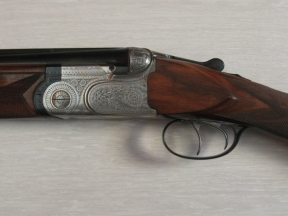 Sovrapposto Beretta cal. 12 mod. AS-EL - Cod. 011
