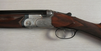 Sovrapposto Beretta cal. 12 mod. AS-EL - Cod. 011