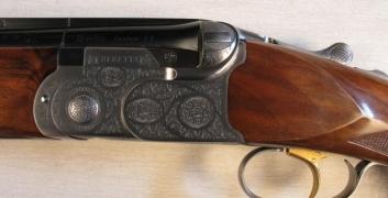 Sovrapposto Beretta mod. Ase 90 Lusso serie limitata cal.12 cod. 667