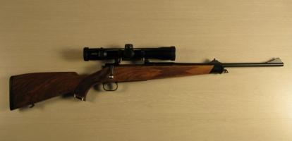 Carabina Mauser mod. M03 cal. 7x64 con ottica - Cod. 205