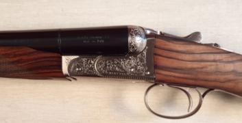 Doppietta Beretta mod. Silver Hawk cal.12 n.2 di una coppia cod. 762
