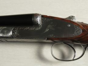 Doppietta Armitalia di Lucchini tipo Holland&Holland cal. 28 - Cod. 119