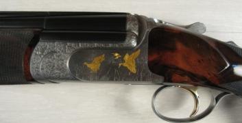Sovrapposto Perazzi mod. SCO Oro cal. 12 con canna intercambiabile - Cod. 363