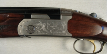 Sovrapposto Beretta mod. Ultralight cal. 12 - Cod. 490