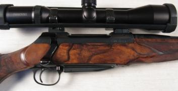 Carabina Asperti mod. Bolt Action cal. 7mm Rem.Mag. - Cod. 510