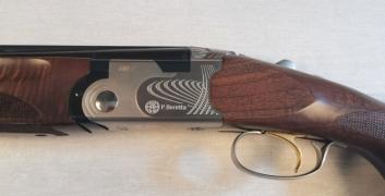 Sovrapposto Beretta mod. 686 E Trap cal.12 cod. 902