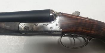 Doppietta FPA mod. Ivory cal.12 + canna intercambiale cal.12 cod.--- (privato vende)