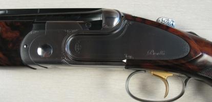 Sovrapposto Beretta mod. DT10 con cartelle (Fuoriserie) cal. 12 - Cod. 329