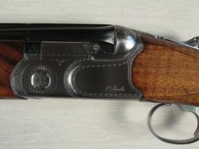 Sovrapposto Beretta mod. ASE Trap (Prototipo) cal. 12 - Cod. 321