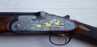 Sovrapposto Beretta mod. S3 EELL Fuoriserie Extra cal. 12 - Cod. 397