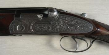 Sovrapposto Beretta mod. S3 cal. 12 - Cod. 458