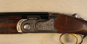 Sovrapposto Beretta mod. 686 silver pigeon cal.12 cod. 673