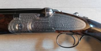 Sovrapposto Beretta mod. S3 EELL Gran Lusso cal.12 ( n.1 di una coppia di Fucili)
