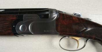 Sovrapposto Beretta mod. DT10 Trident Anniversario Sporting cal. 12 - Cod. 489