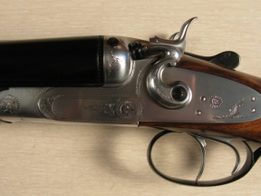 Doppietta F.lli Poli Armi mod. Classic a cani esterni cal. 12 - Cod. 176