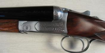 Doppietta Beretta mod. 471 Silver Hawk cal. 12 . Cod. 465