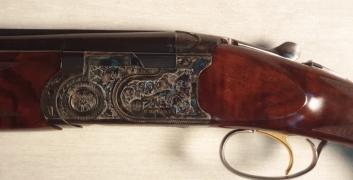 Sovrapposto Beretta mod. Silver Pigeon C cal.12 cod. 724