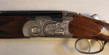 Sovrapposto Beretta mod. Silver pigeon's cal.20 cod. 687
