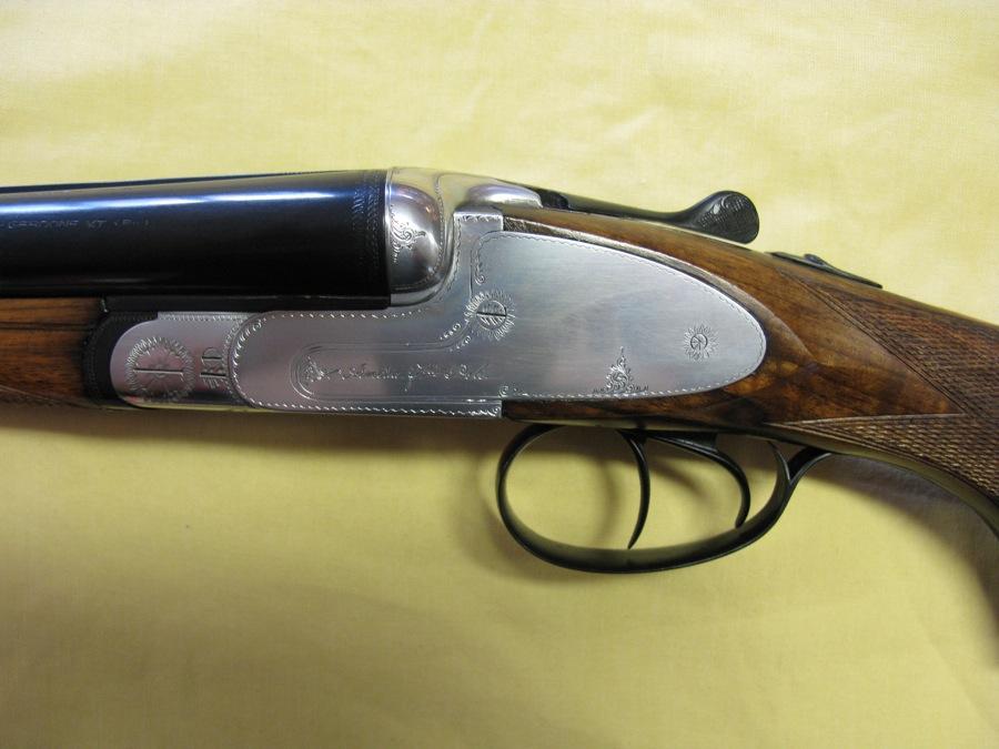 fucile doppietta flli poli fucile doppietta cal 12 canne cm 70 dx 4